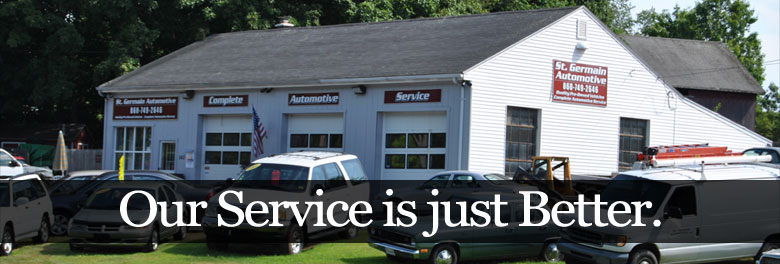 St. Germain Automotive in Somers, CT